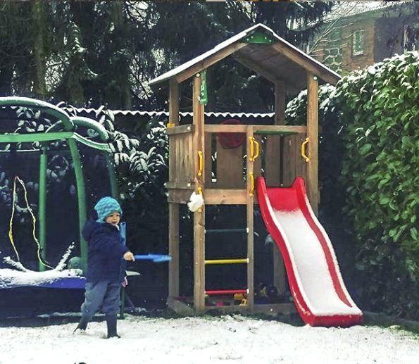 Zo maak jij de tuin én jouw Jungle Gym winterproof!